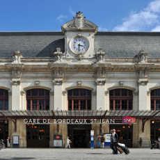 Alternative Taxi Cognac Saint Jean train station, meeting point