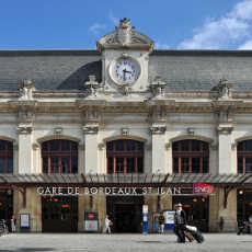 Accueil VTC, Alternative Taxi Le-Taillan-Medoc Gare Saint Jean