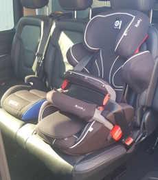 VTC sièges auto et rehausseur, Alternative Taxi Margaux Aéroport Bordeaux et Gare Saint Jean
